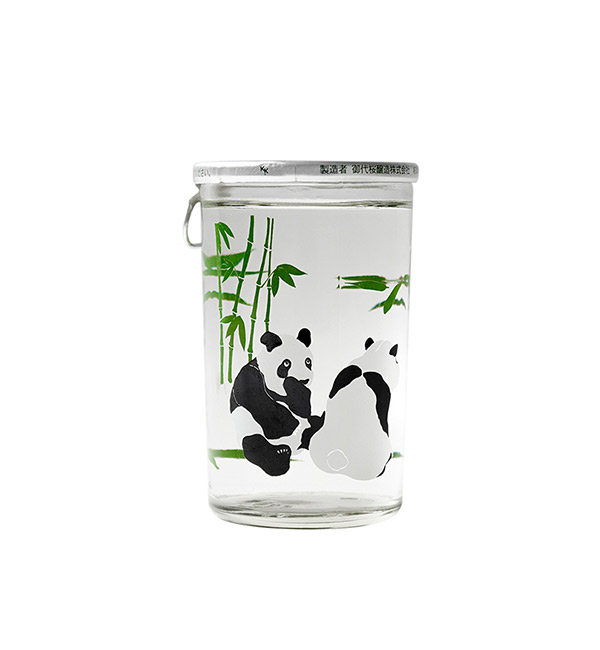 御代櫻 熊貓CUP純米酒 180ml