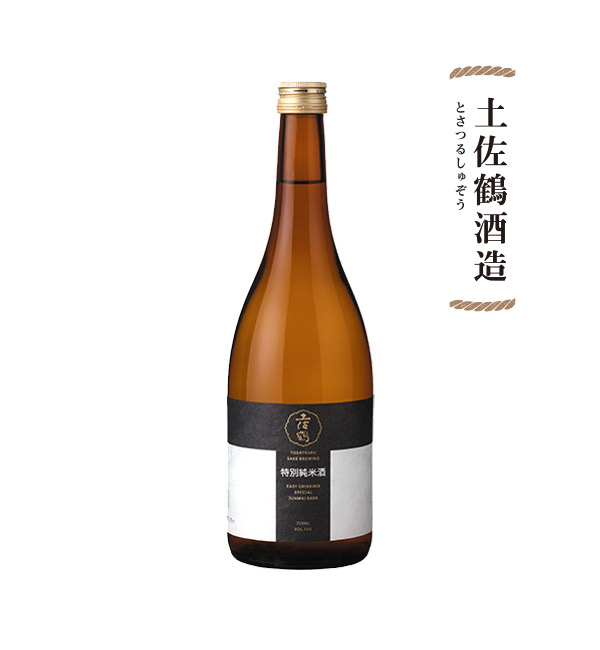 土佐鶴 特別純米酒 720ml
