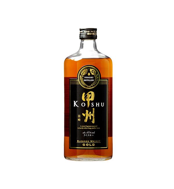 甲州韮崎 GOLD調和式威士忌 700ml