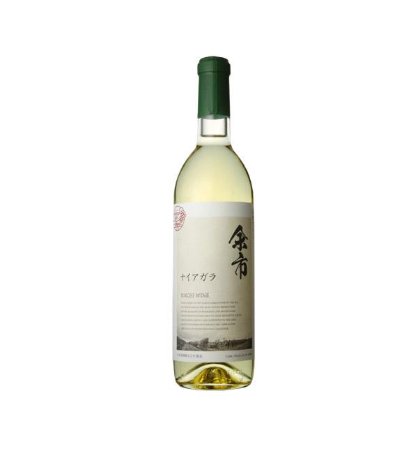 余市 尼加拉白葡萄酒 720ml