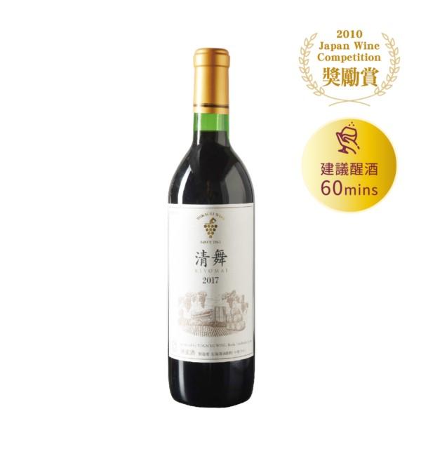 十勝 清舞紅葡萄酒 720ml