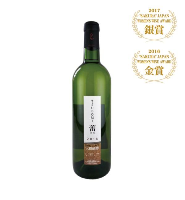 大和 蕾 TSUBOMI 白葡萄酒 750ml