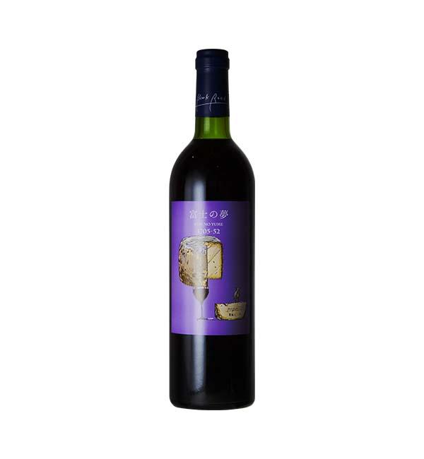 葡藏人 富士之夢紅葡萄酒 750ml