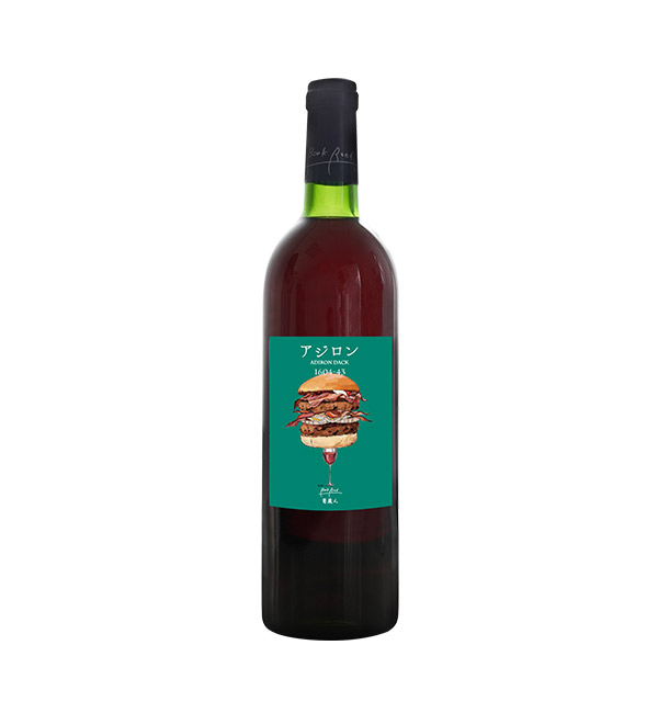葡藏人 阿帝倫紅葡萄酒 750ml