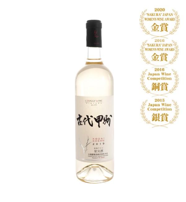 大和 古代甲州白葡萄酒 720ml
