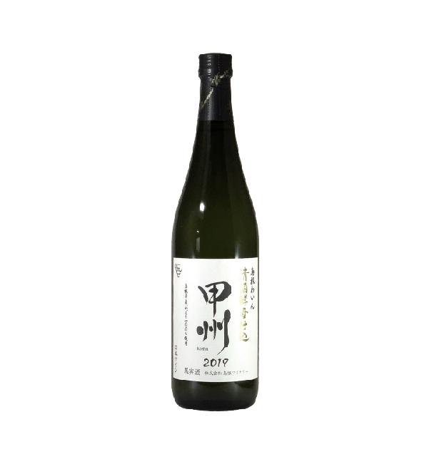 島根 清酒酵母仕込甲州白葡萄酒 750ml