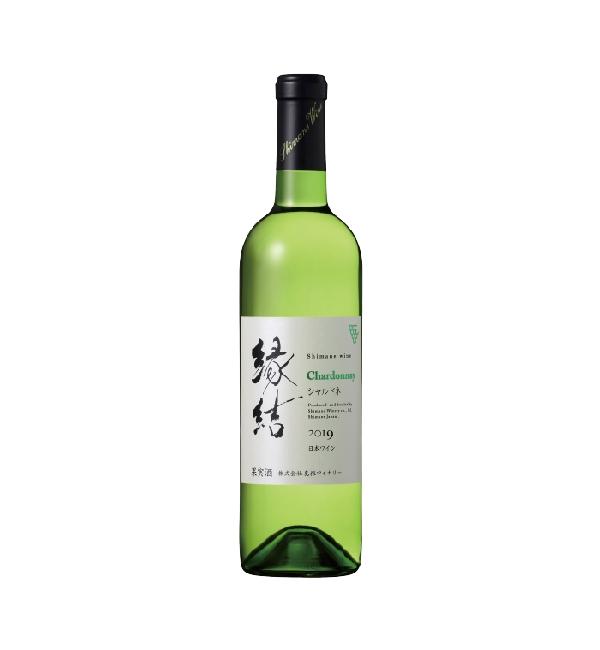 島根 緣結夏多內白葡萄酒 750ml