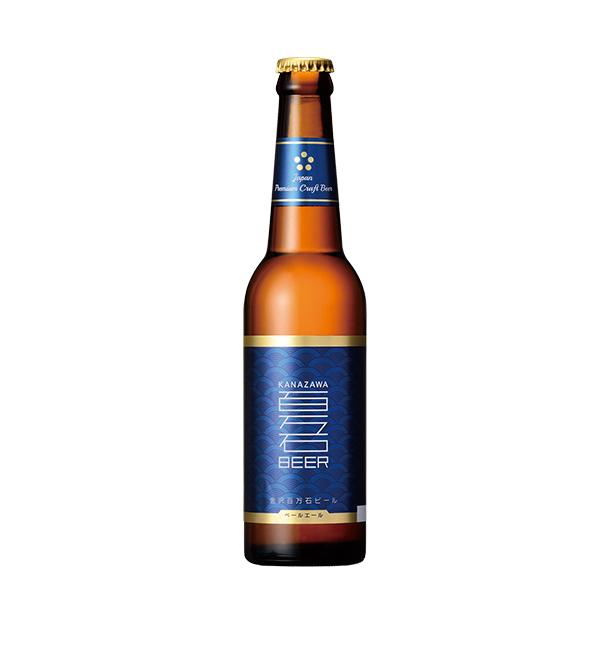 金澤百萬石 愛爾淡啤酒 330ml