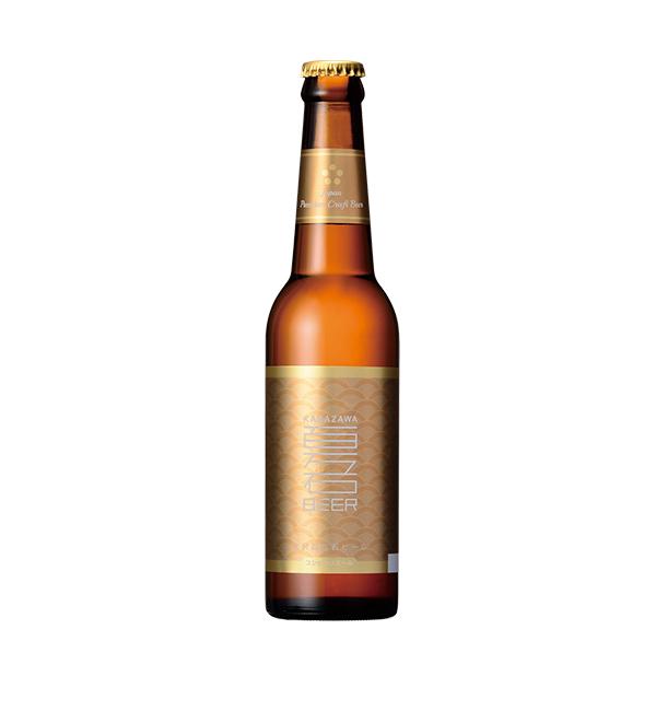 金澤百萬石 越光米啤酒 330ml