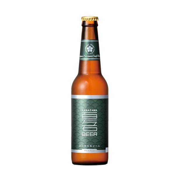 金澤百萬石 小麥啤酒 330ml