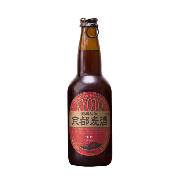 黃櫻京都麥酒 阿爾特啤酒 330ml