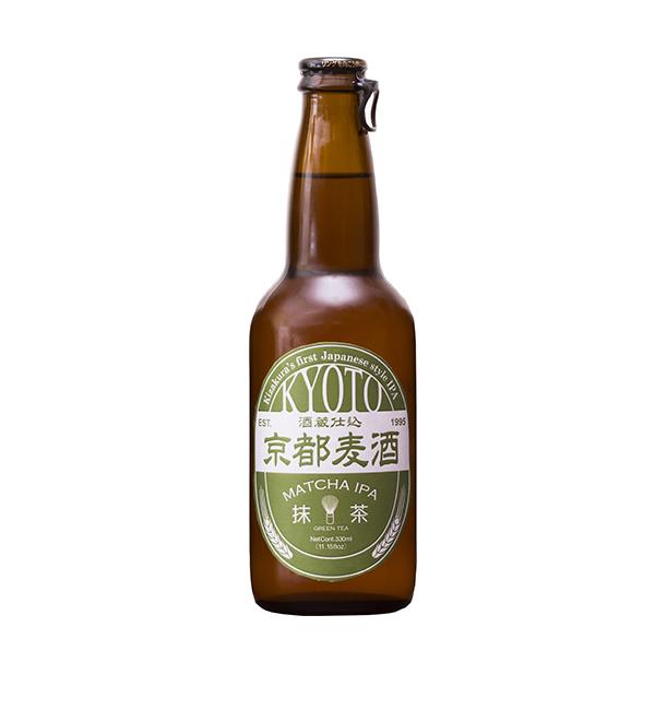 黃櫻京都麥酒 抹茶IPA啤酒 330ml