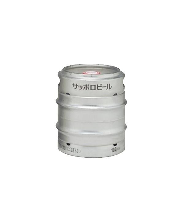 SAPPORO 桶裝生啤酒 10L