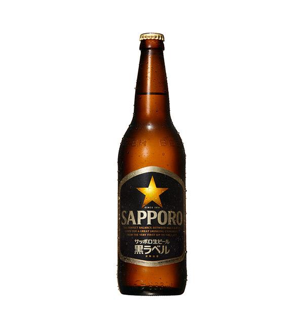 SAPPORO 633ml(12入)