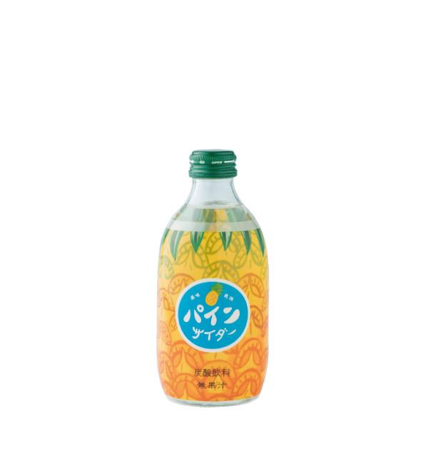 TOMOMASU 鳳梨風味蘇打 300ml (24入)