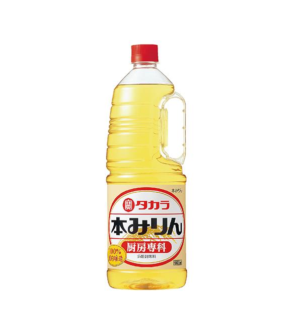 寶酒造 廚房專科本味醂調味料1800ml