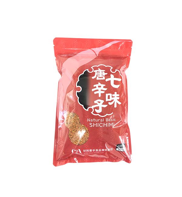 甘利 激辛七味粉 300g