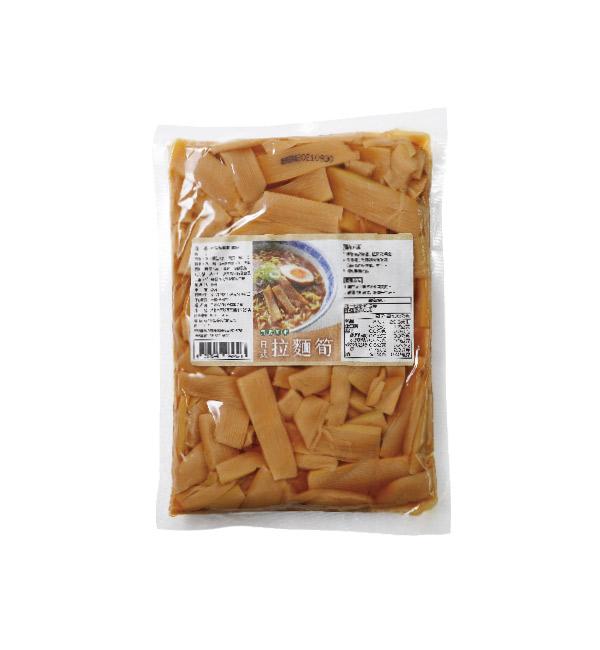 日式拉麵筍 600g 10入/箱