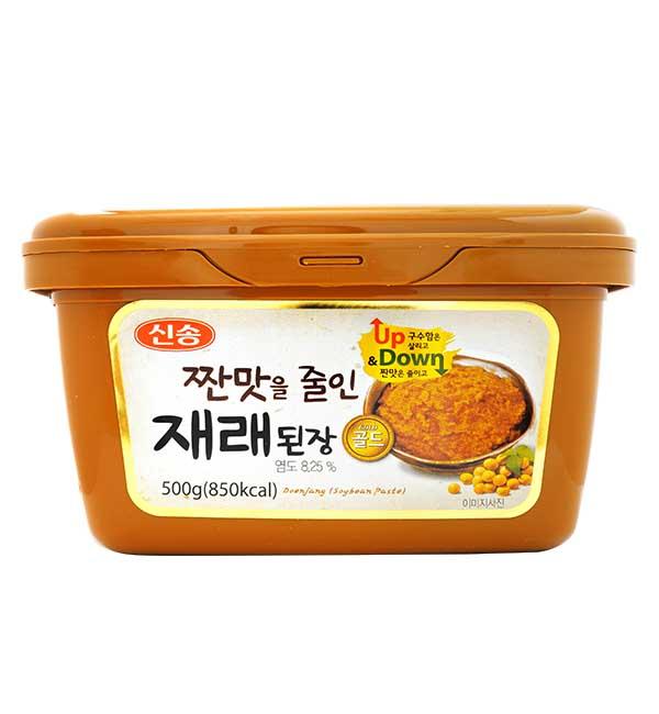 新松 韓式大豆醬 500g