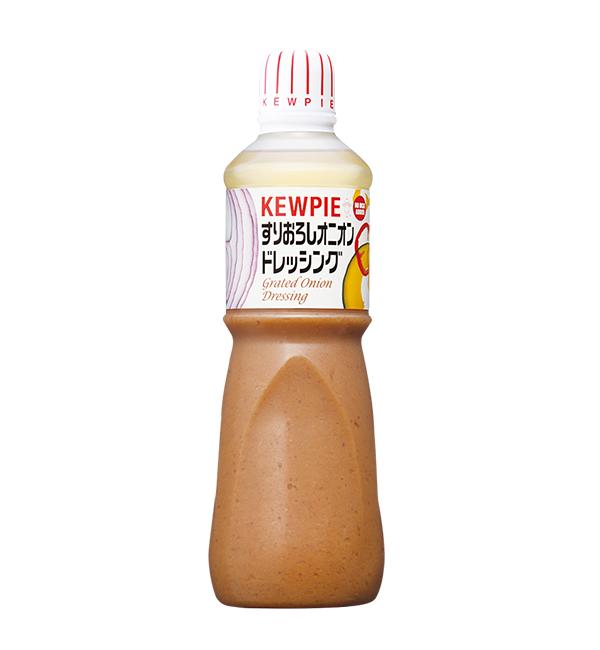 KEWPIE洋蔥泥沙拉醬 1000ml