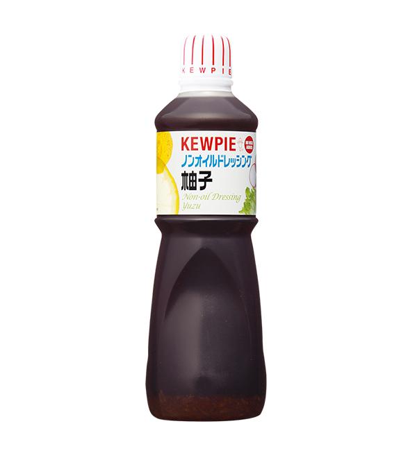 KEWPIE無油柚子沙拉醬 1000ml