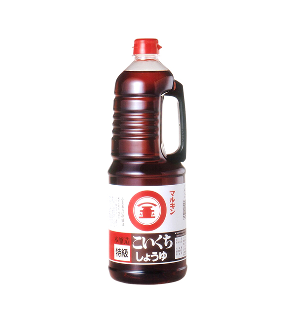 丸金 特級濃口醬油 1800ml