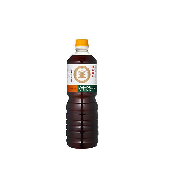 丸金 特級淡口醬油 1000ml