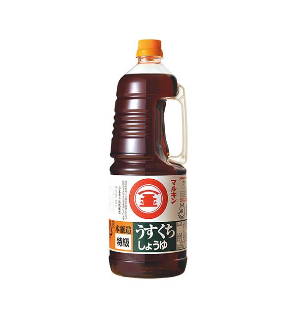 丸金 特級淡口醬油 1800ml