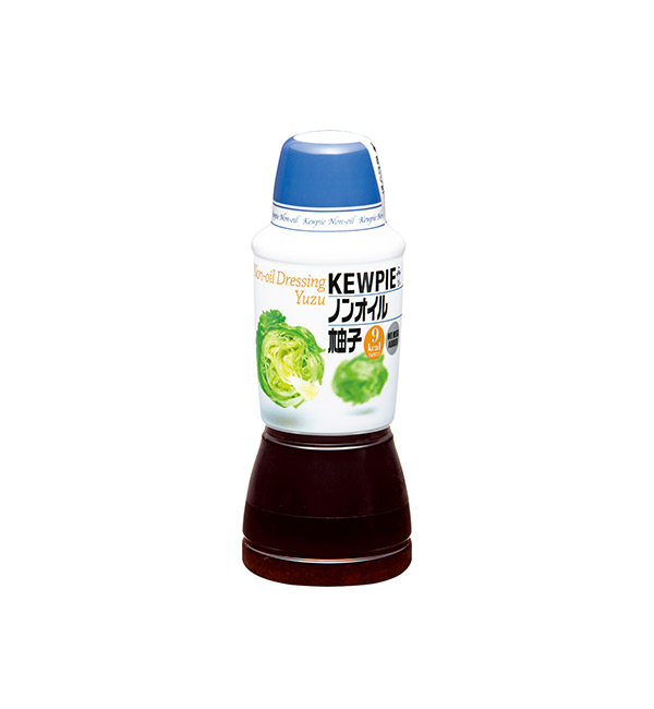 KEWPIE無油柚子沙拉醬 380ml