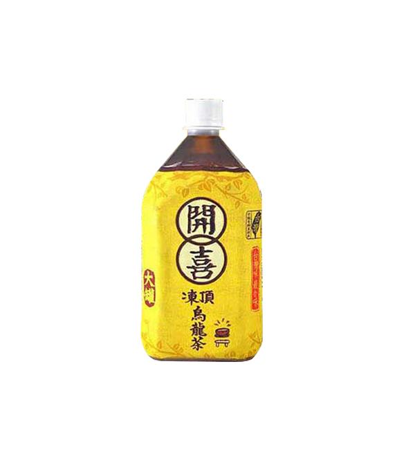 開喜烏龍茶 甜味 1000ml (12入)