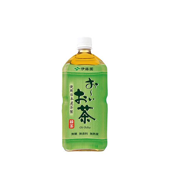 伊藤園綠茶 975ml (12入)