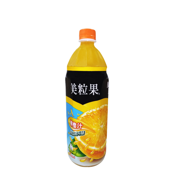 美粒果 柳橙汁 1000ml (12入)