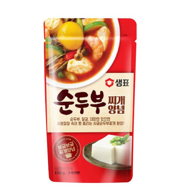 膳府 韓式豆腐湯底 130g