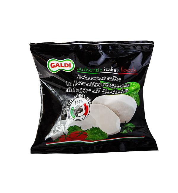 (冷凍)義大利水牛馬自拉乾酪 125g