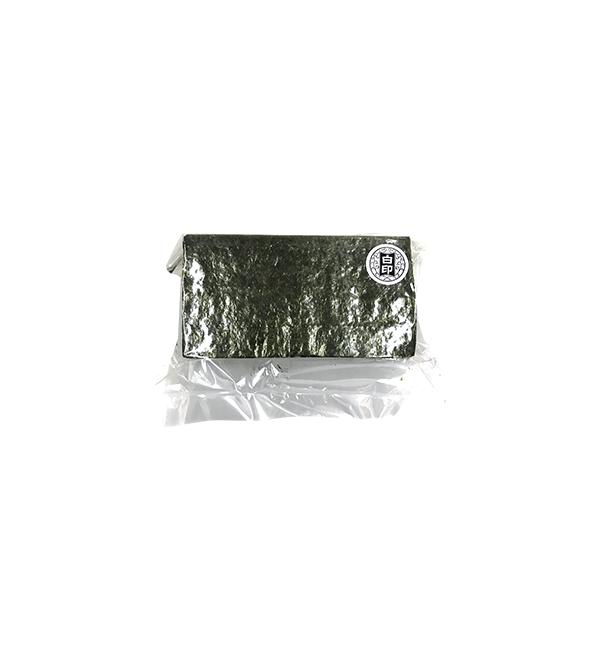 日本燒海苔(半型) 160g(100片/包)