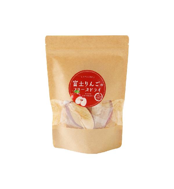 冷凍乾燥青森富士蘋果片 5入組